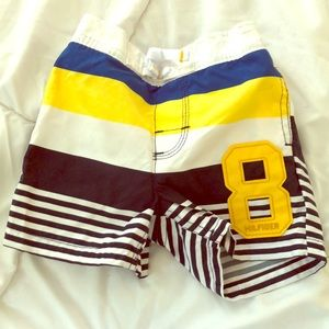 NWT Tommy Hilfiger board shorts 12 months
